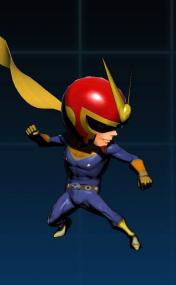 Captain Falcon Skin screenshot