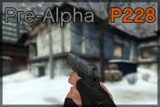 Alpha P228 Skin screenshot