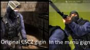 Gign Original Lookin Skin screenshot