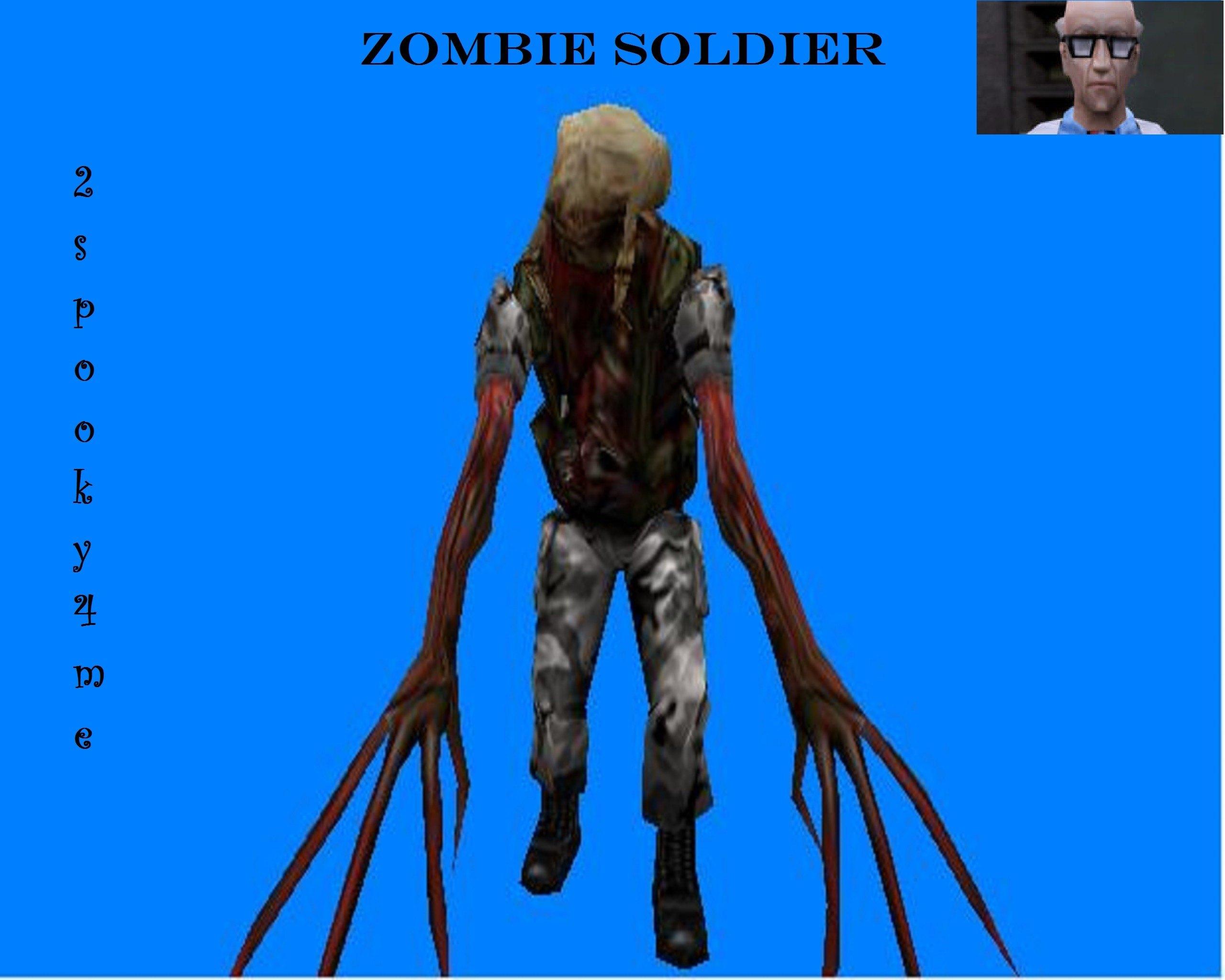 Skins (Half-Life) > Zombies  DS-Servers