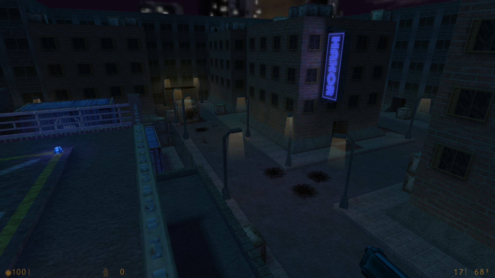 Карта pa_streetwar
