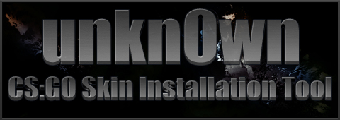 Use Unkn0wn skin install tool. Put tool into common/counter strike global offensive/csgo , Open tool, click skan that program could scan for skins you did added, check which skin you want to install, press install, enjoy gun ingame.