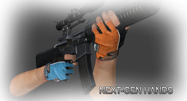 Next-gen hands
