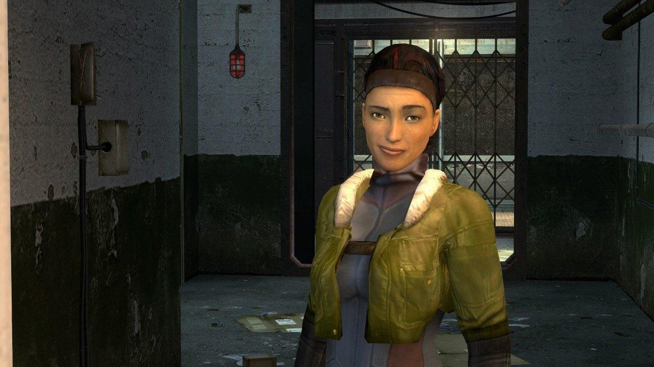 Half-Life 2 - Alyx Vance   Steam Trading Cards Wiki
