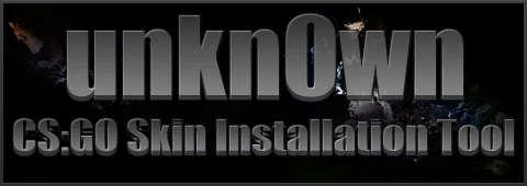 Unkn0wn s csgo skin installation tool gigabyte cs go trade skins