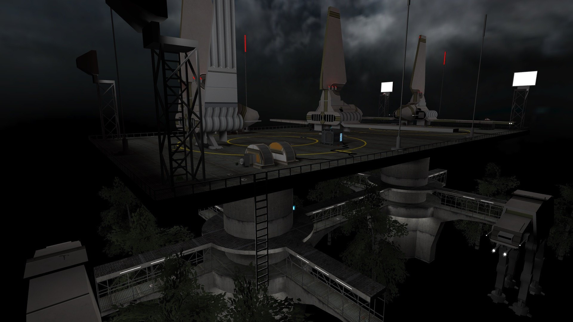 Карта endor_base