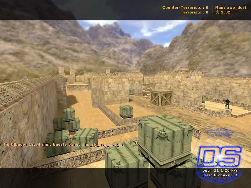 Карта awp_dust