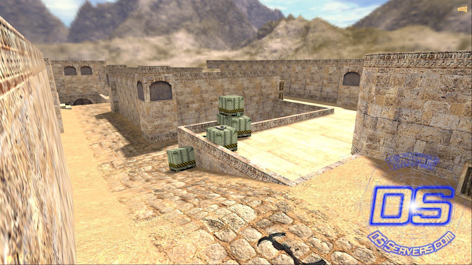 Карта dead_dust2