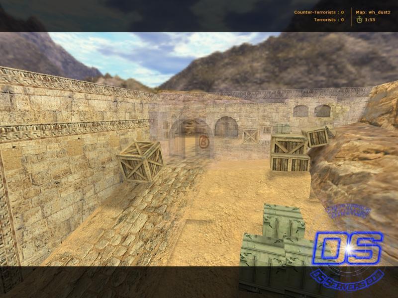Карта wh_dust2