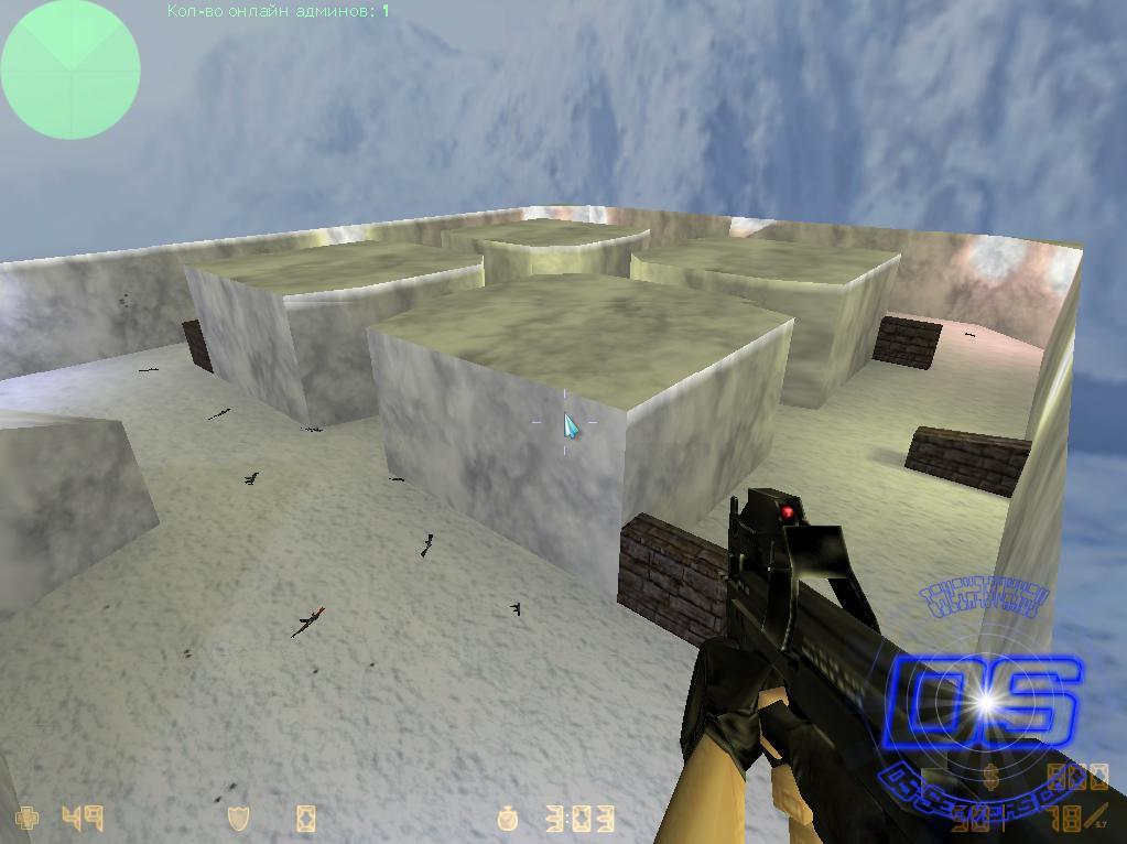 Карта fy_iceworld