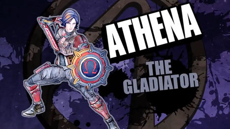 Athena - The Gladiator