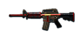 M4A1 Red Line